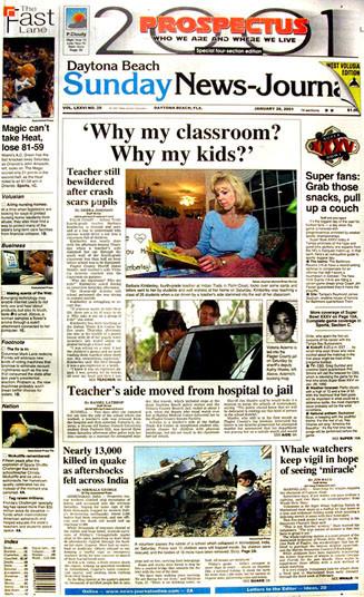 THE DAYTONA BEACH NEWS-JOURNAL, Daytona Beach, Fla