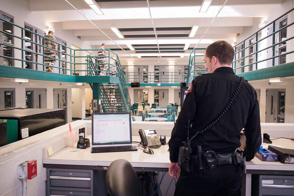Photo Gallery: Greene County Jail   Springfield Business Journal